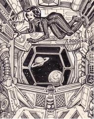 DIYD#16(Spacegirl)