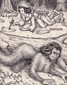 DIYD#29(Bigfoot)